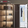LG Styler配备了LG的TrueSteam技术