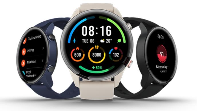 小米Mi Watch更新带来了Amazon Alexa支持等